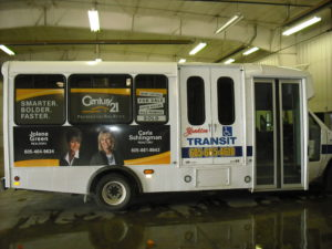 Yankton Transit Keeping Yankton On The Move