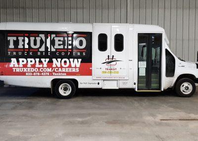 Yankton Transit Advertising